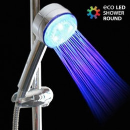 Ducha con Luz Eco Led...